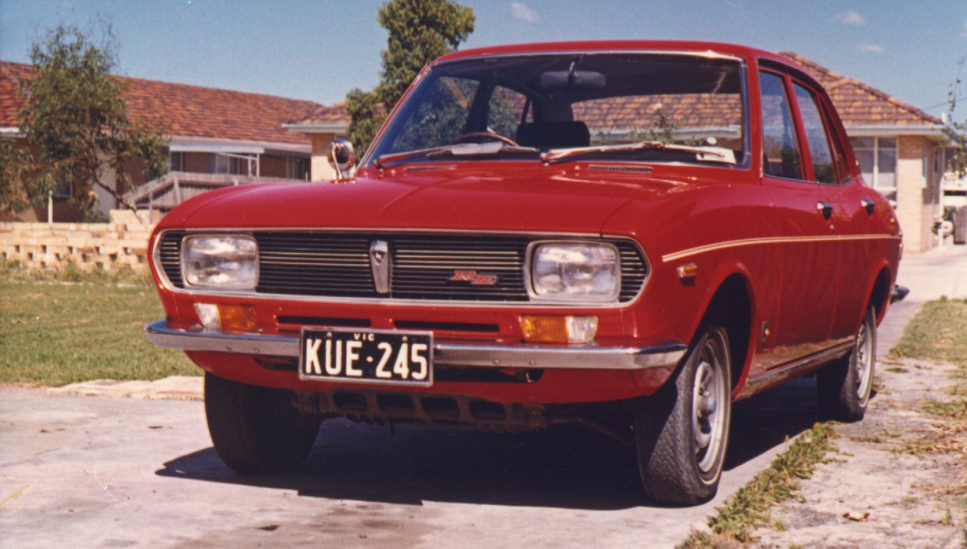 Mazda Capella RE (RX2)